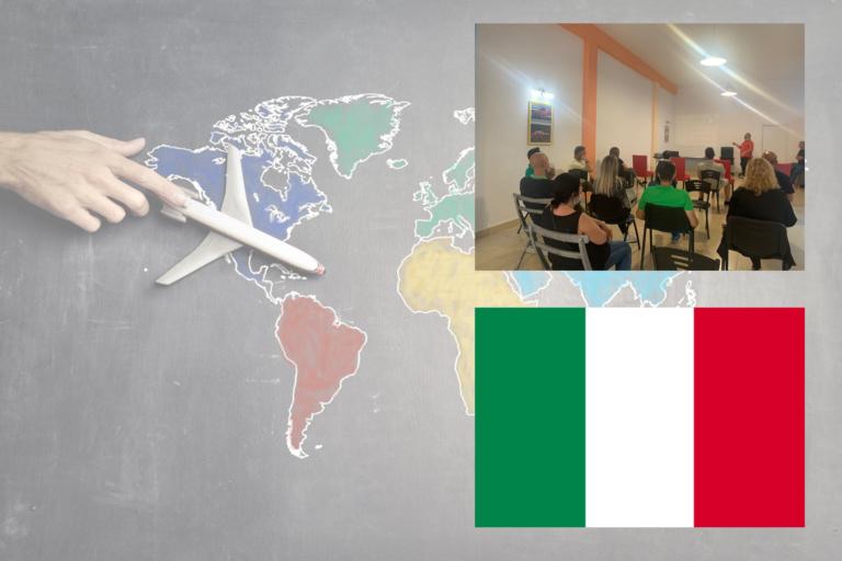 イタリア:COVID-19(新型コロナウィルス感染症)後の世界でセクシュアル・プレジャーを取り戻す